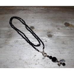 Halskette onix