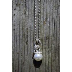 Silberhalskette