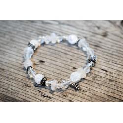 Armband Bergkristall